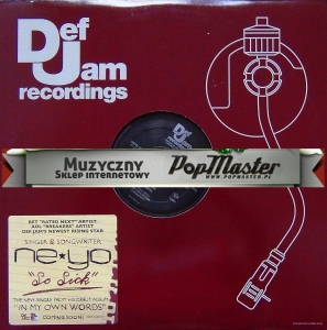 Ne-Yo So Sick DEFR 16455-1 Promo Copy Def Jam Recordings