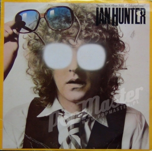 Ian Hunter You're Never Alone with a Schizophrenic  CHR 1214 Canadian press. cut out cover