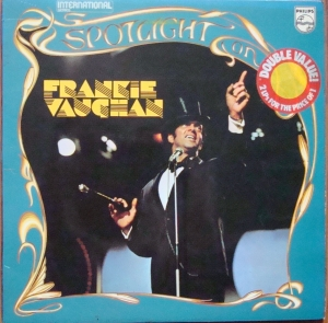 Frankie Vaughan ‎– Spotlight On Frankie Vaughan 6625 012 ,2 x Winyle  Pop