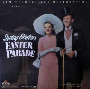 Easter Parade Fred Astaire & Judy Garland  (1948) 027616241962