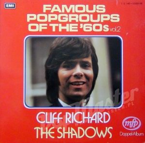 CLIFF RICHARD AND THE SHADOWS FAMOUS POP GROUPS OF THE' '60s vol.2 1 C 146-05285/86