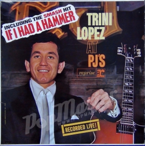 Trini Lopez At PJ'S Recorded Live!  R 6093