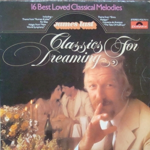 James Last ‎– Classics For Dreaming  POLTV 11  Vinyl