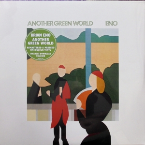 Eno ‎– Another Green World  Virgin EMI Records ‎– ENOLP3