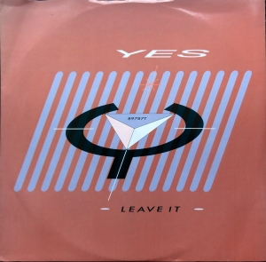 YES  LEAVE IT  Płyty Winylowe, B 9787T MAXI 45 RPM