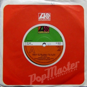 "Average White Band Queen Of My Soul K 10825  A1/B1 Funk soul 7"" single  Plattenladen Schallplatten"
