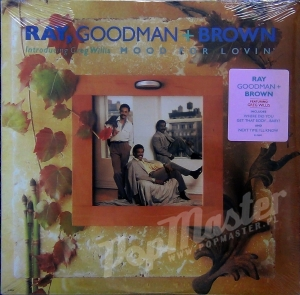 Ray, Goodman + Brown Introducing Greg Wills Mood For Lovin' E1-90037 SEALED