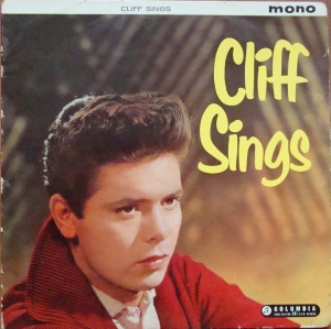 Cliff Richard And The Shadows And The Norrie Paramor Strings ‎–Cliff Sings SX1192 - XAX 1808 2N / XAX 1809 2N  Mono