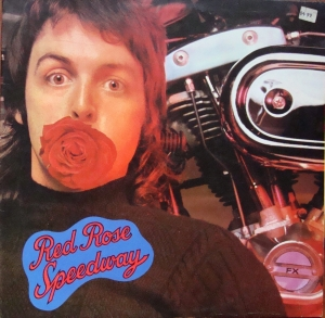 Paul McCartney And Wings ‎– Red Rose Speedway  PCTC 251  Rock  Winyle