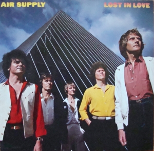 Air Supply ‎– Lost In Love SPART 1138  Vinyl