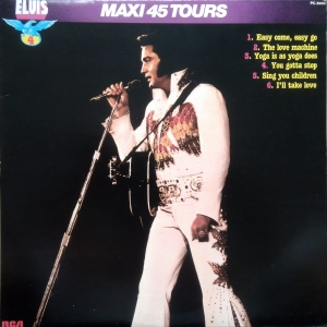 Elvis Presley ‎– Maxi 45 Tours #4 RCA ‎– PC 8405