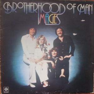 Brotherhood Of Man ‎– Images  NSPL 18537 Vinyl