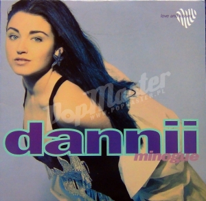 Dannii Minogue Love And Kisses + Poster  MCA 10340 Winyl