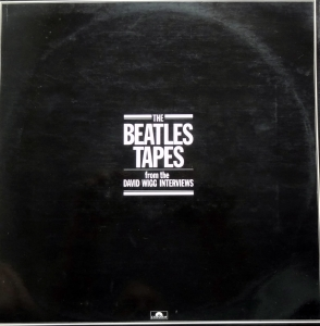 THE BEATLES TAPES FROM THE DAVID WIGG INTERVIEWS SELECT DOUBLE 2683 068 Vinyl Schallplatte