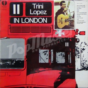 Trini Lopez In London Valiant VS 110 STEREO