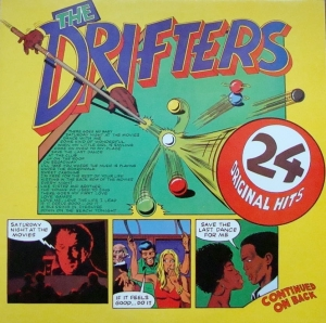 The Drifters - 24 Original Hits 2 x Winyle K 60106 Stereo  *