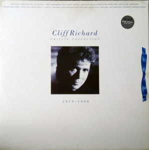 Cliff Richard ‎– Private Collection (1979 - 1988)  EMI ‎– CRTV 30
