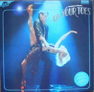 Rodgers & Hart ‎– On Your Toes  2 x Winyle  TER21063