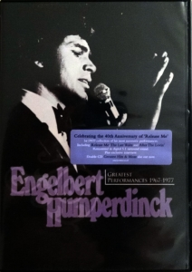 ENGELBERT HUMPERDINCK GREATEST PERFORMANCE 1967-1977
