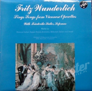 Fritz Wunderlich Sing Songs From Viennese Operettas With Friederike Sailer Soprano STGBY 632