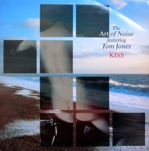 THE ART OF NOISE FEATURING TOM JONES KISS