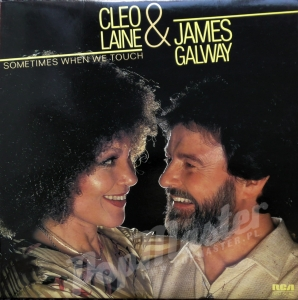 Cleo Laine & James Galway Something When We Touch Rca Red Seal RL 25296 Płyta Gramofonowa  pop,