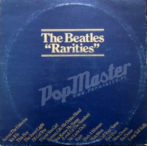 "The Beatles ""Rarities""  PCM 1001  YEX 991-1 / YEX 992-2  1st. press. Vinyl Schallplatte"