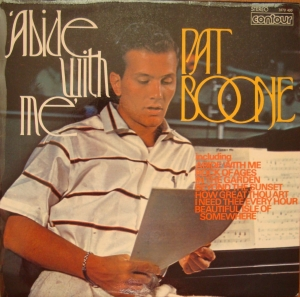 Pat Boone - Abide With Me 2870 400 Pop Winyle