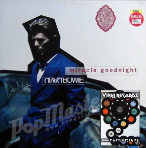 David Bowie Miracle Goodnight  74321 16226 1 Cut Out Cover