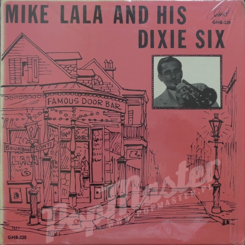 Mike Lala And His Dixie Six GHB-220 Dixieland Jazz Płyty Winylowe