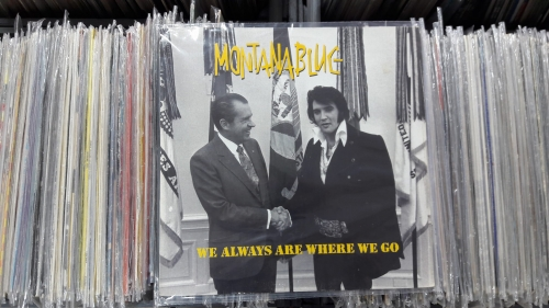 Montanablue ‎– We Always Are Where We Go Chlodwig ‎– 211 324 Vinyl, LP, Album