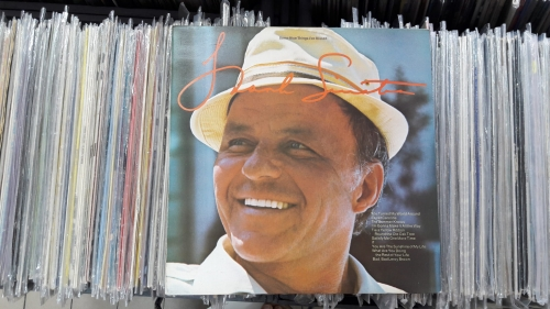 Frank Sinatra ‎– Some Nice Things I've Missed Reprise Records ‎– K 54020 Vinyl , LP ,Album
