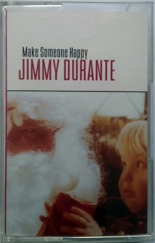 Jimmy Durante ‎– Make Someone Happy  Warner Bros. Records ‎– WO385C