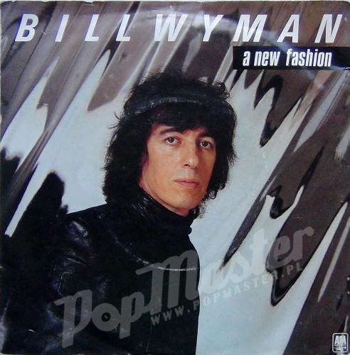 Polish Vinyl Records Bill Wyman A New Fashion Ams 8209