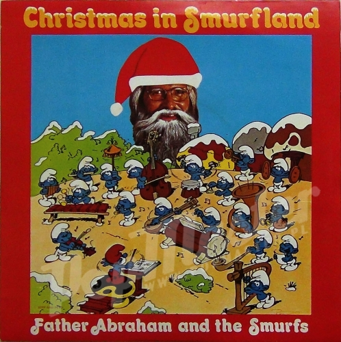 Smurfs Christmas.Father Abraham And The Smurfs Christmas In Smurfland Fr 13819