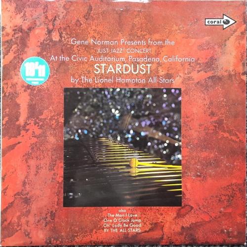 Lionel Hampton All Stars Stardust Coral Cp 28 Vinyl