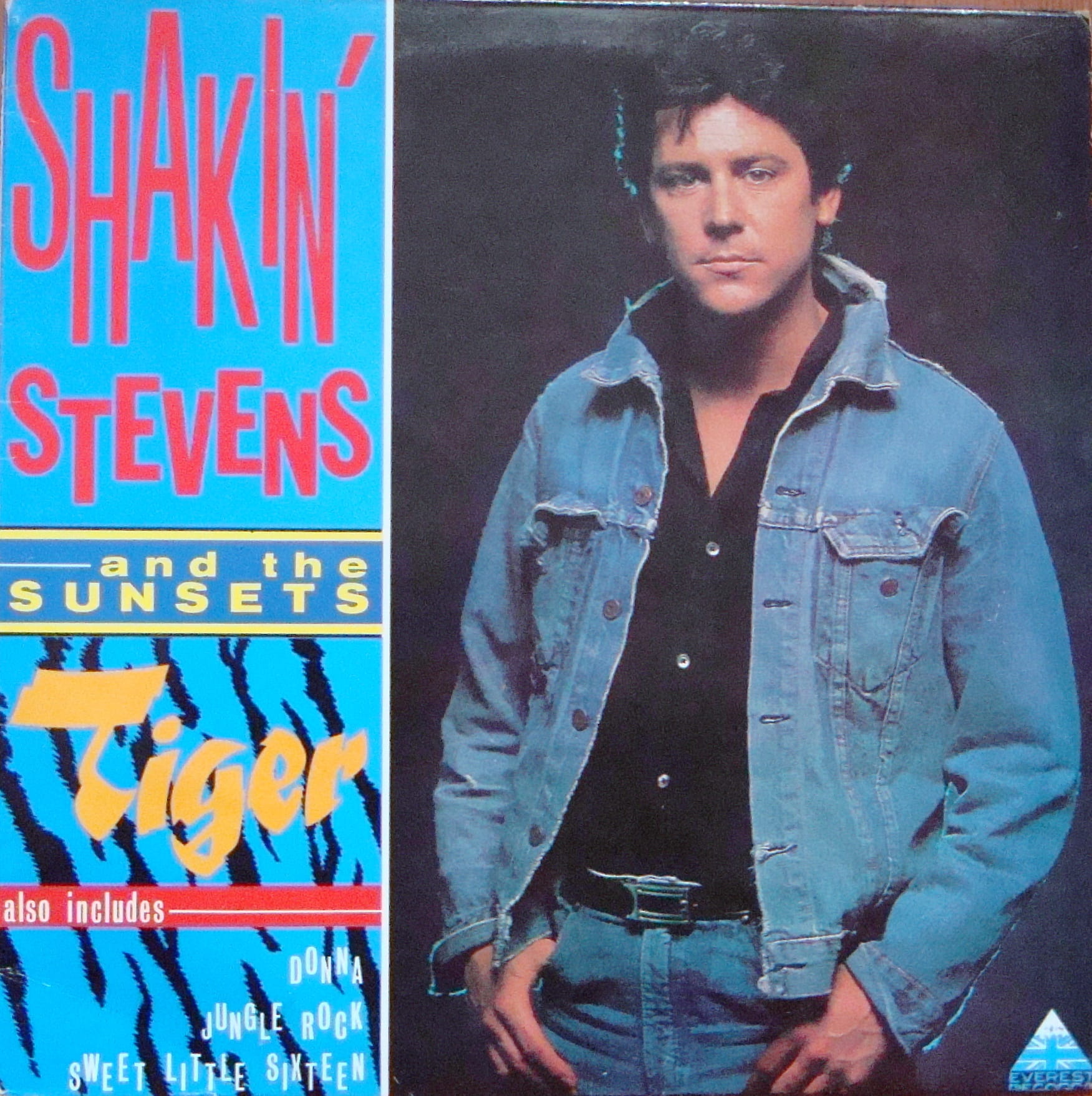 Shakin' Stevens - The Best