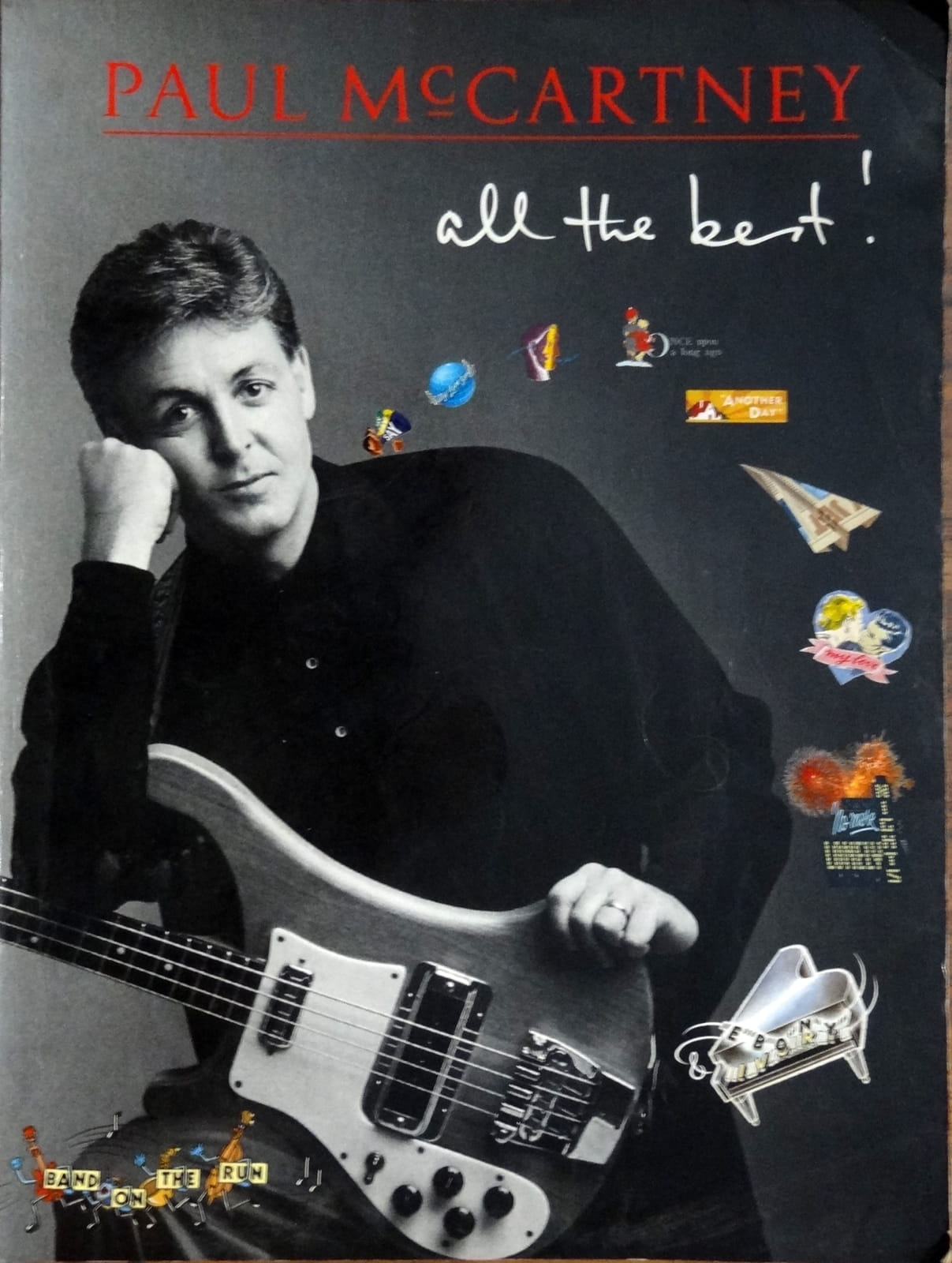 Paul Mccartney All The Best Songbook