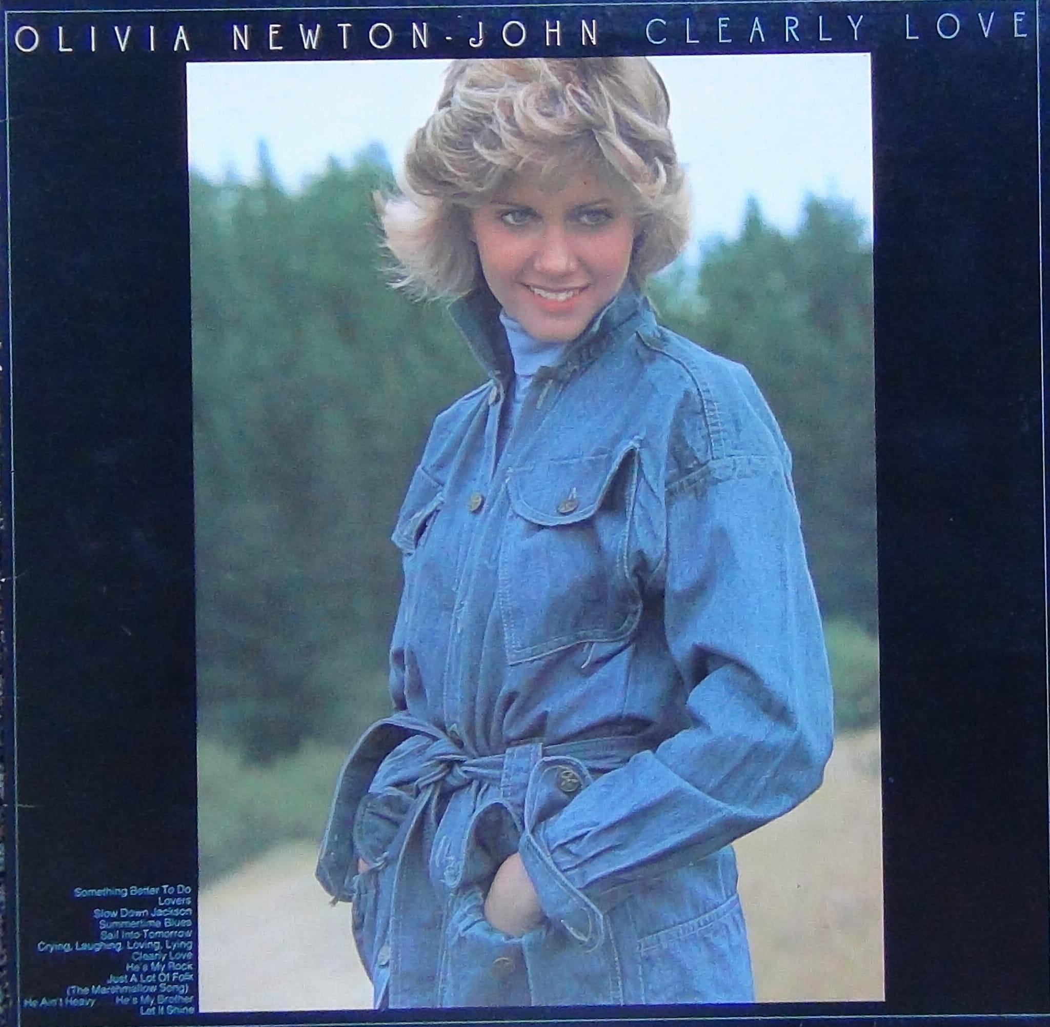 Olivia Newton John Clearly Love Ema 774 Vinyl