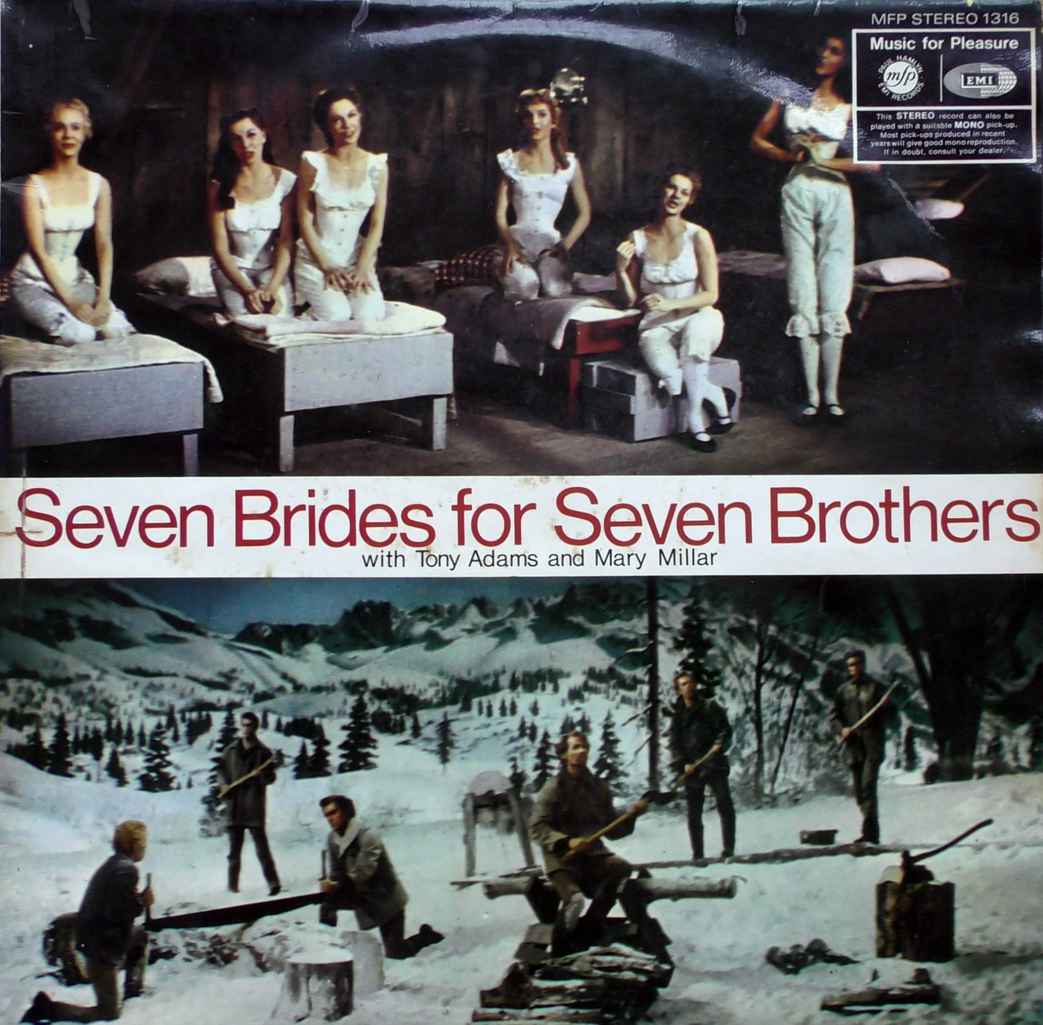 Various Seven Brides For Seven Brothers Label Music