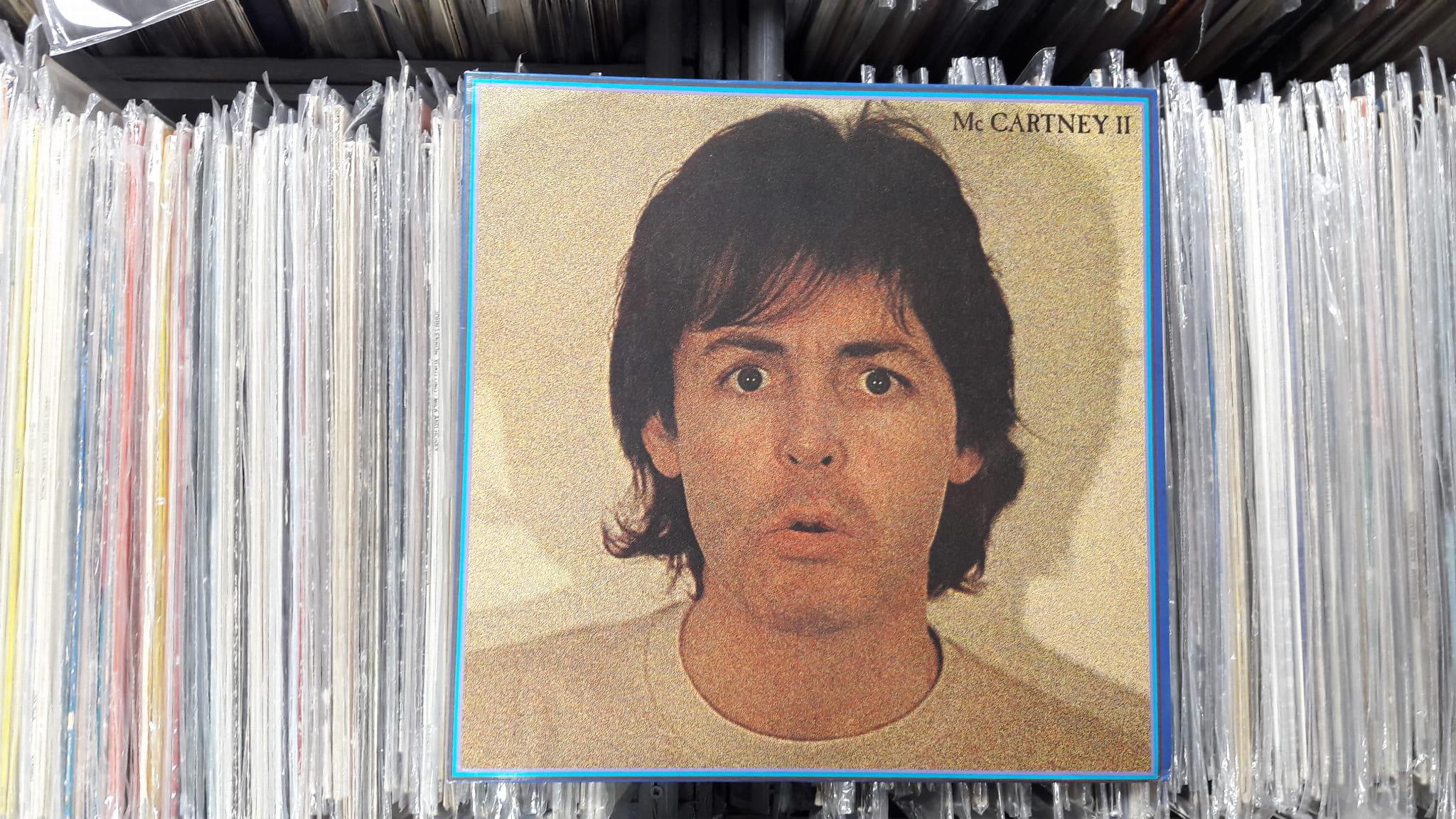 Paul McCartney – McCartney II , Parlophone – PCTC 258 A3 / B3 Vinyl, LP,  Album, Gatefold