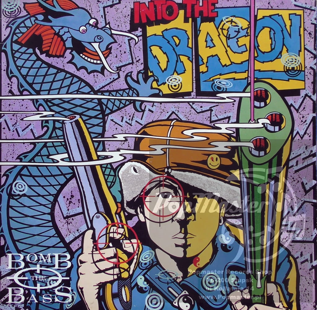 Bomb The Bass - Megablast Rap