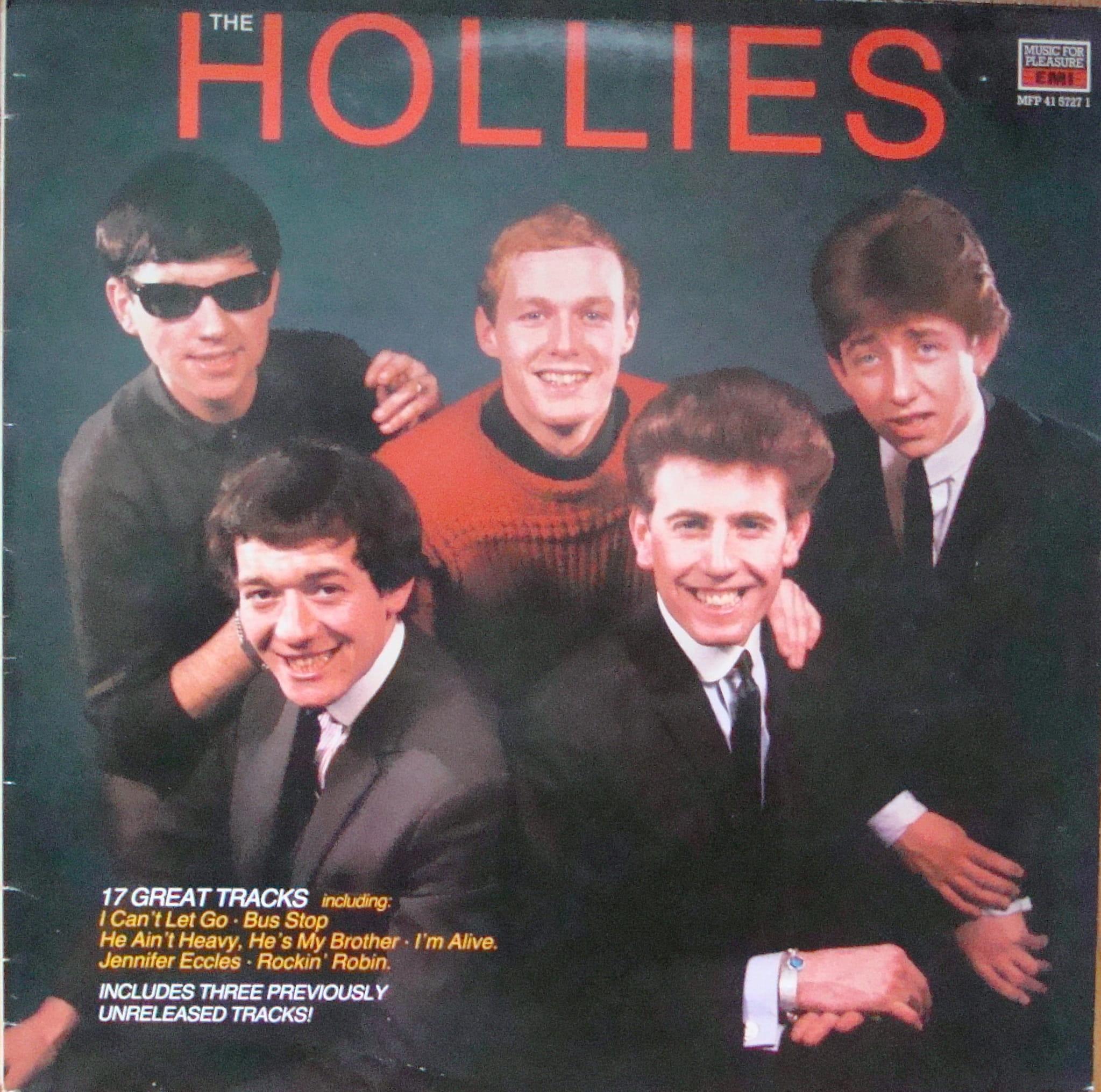 The Hollies The Hollies Mfp 41 5727 1 Vinyl