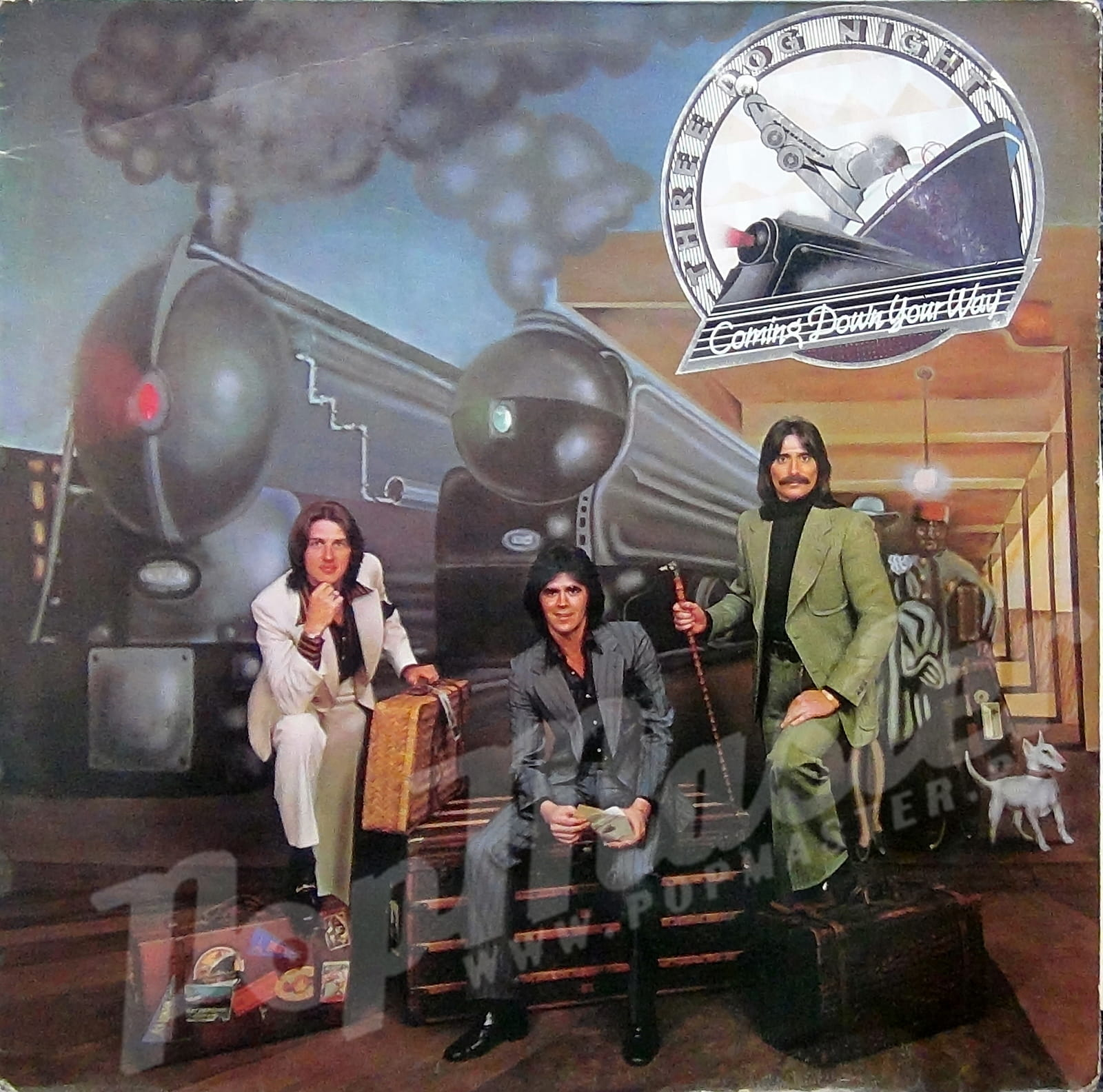 Three Dog Night Coming Down Your Way Abcl 5120